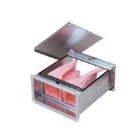 Фильтр (корпус) карманный KPFС 300x150/рамочный