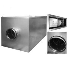 MPU 100/0.5-1 приточная система